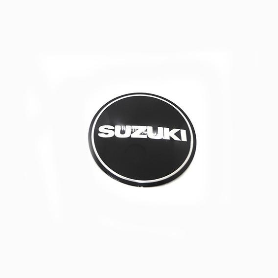 Emblema Adesivo Acabamento Tampa Motor Suzuki Gs 500 Gs500