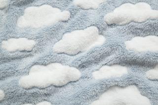 Frazada Cuna Bebe Palette Flannel Premium 90x110cm
