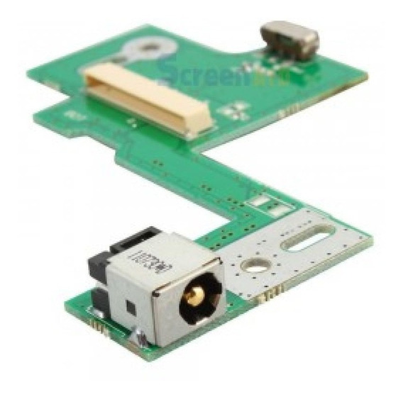 Placa Power Jack Asus N53 N53sv N53jq Rev 2.0 Nova J7