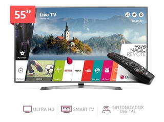 Tv 55 Lg 55uk7500 Smart