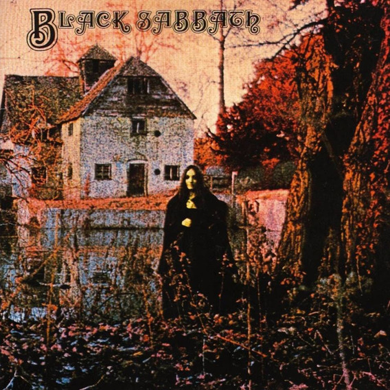 Black Sabbath Black Sabbath Cd Nuevo Ozzy Osbourne Original