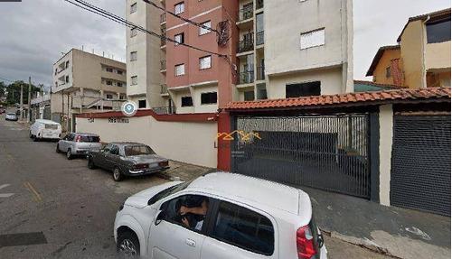 Imagem 1 de 11 de Apartamento Com 1 Dormitório Para Alugar, 42 M² Por R$ 1.200/mês - Jardim Dourado - Guarulhos/sp - Ap0891