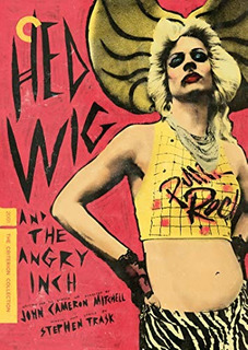 Dvd : Criterion Collection: Hedwig & The Angry Inch (2...