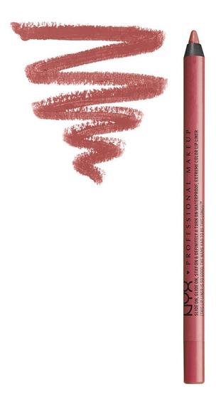 Lip Liner Delineador Labios Crayon Nyx