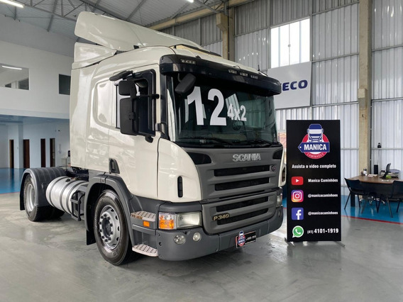 Scania P340 4x2 2012