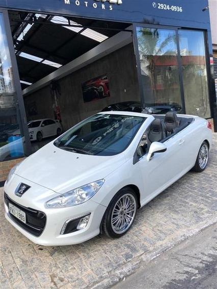 Peugeot 308cc 1.6 16v Turbo Gasolina 2p Automático 2013/2013