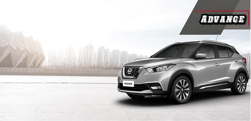Nissan Kicks Advance Mt 0km Anticipo Y Cuotas - Taikki Autos