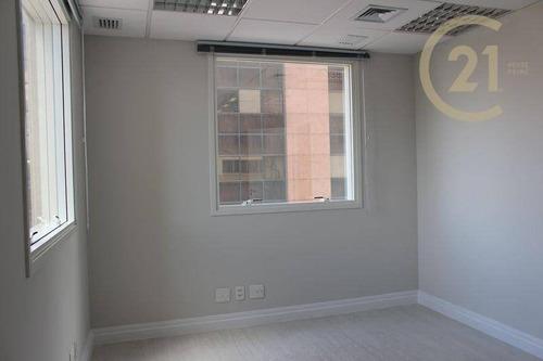 Imagem 1 de 18 de Conjunto Para Alugar, 169 M² Por R$ 11.000,00/mês - Higienópolis - São Paulo/sp - Cj5239
