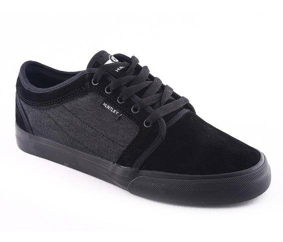 Zapatilla Lona Alternativo Combinada Huntley Hombre