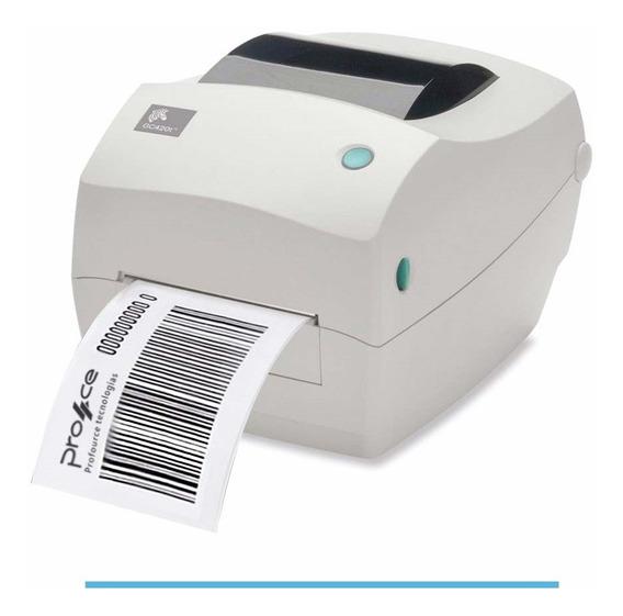 Impressora Zebra Gc420t Térmica Oferta