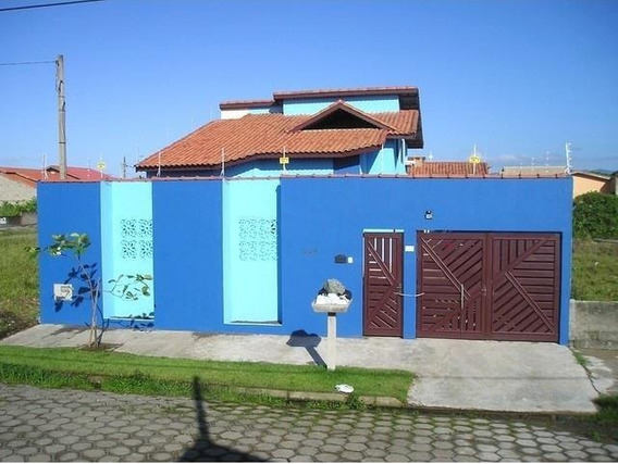 Casa Em Estancia Sao Jose, Peruíbe/sp De 200m² 4 Quartos À Venda Por R$ 450.000,00 - Ca535090