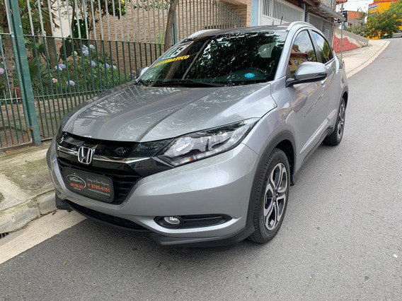 Honda Hr-v Touring 1.8 Automático Cvt 2018 Único Dono