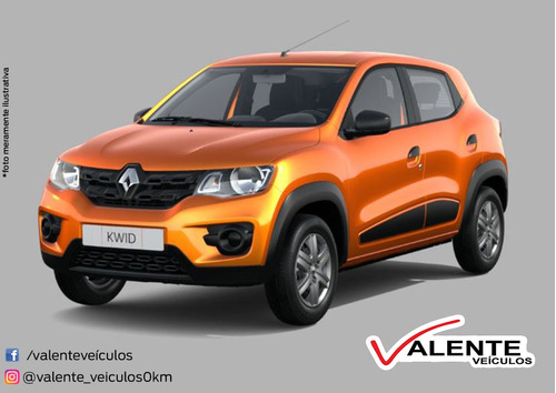 Renault Kwid Zen 1.0 2021/2022 *todas As Cores*