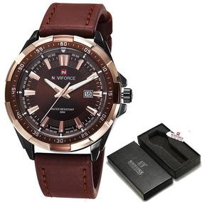 Relógio Naviforce Original Modelo 9056 Prova D