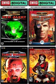 Command & Conquer Red Alert Collection - Pc - Envio Digital