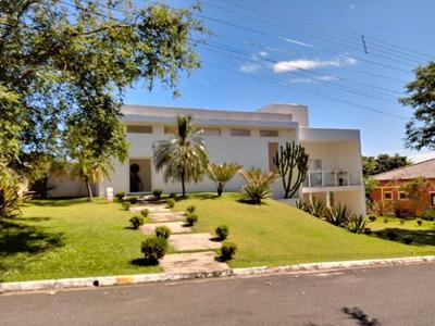Casa Em Parque Village Castelo, Itu/sp De 682m² 4 Quartos À Venda Por R$ 1.800.000,00 - Ca231604