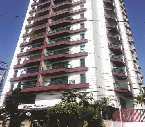 Apartamento Edifício Orquideas- Centro- Suzano - Ap0186