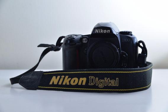 Nikon D100 S/lente