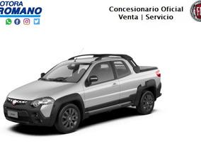 Fiat Strada Adventure Con Y Sin Locker Okm