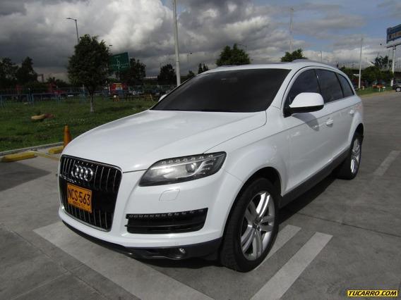 Audi Q7 Lexury