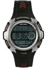 Relógio Mormaii Cr/8p Masculino Preto