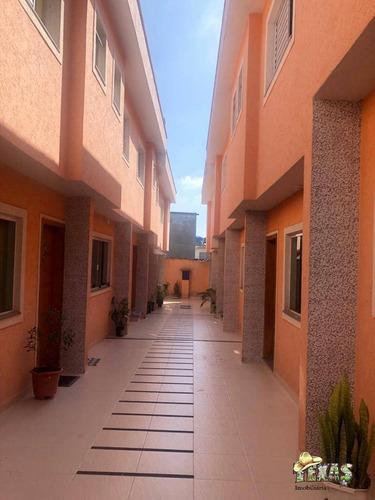 Imagem 1 de 15 de Sobrado De Condomínio Vila União - 2339
