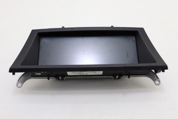 Tela Computador Bordo Gps Bmw X6 2010