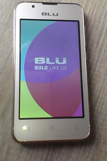 Celular Blu Advance 4,0 L3 Cor: Ouro (usado E Funcionando)