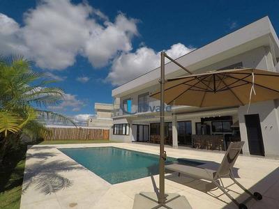 Casa Luxo Com 5 Suites À Venda, 430 M²- Urbanova - São José Dos Campos/sp - Ca1235