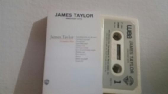 Fita K7 James Taylor - Greatest Hits - Impecável !!