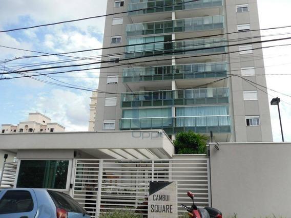 Apartamento Com 2 Dormitórios Para Alugar, 88 M² Por R$ 4.000/mês - Cambuí - Campinas/sp - Ap0779