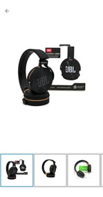 Fone De Ouvido Jbl Everest Jb950 Headset Micro Sd Bluetooth