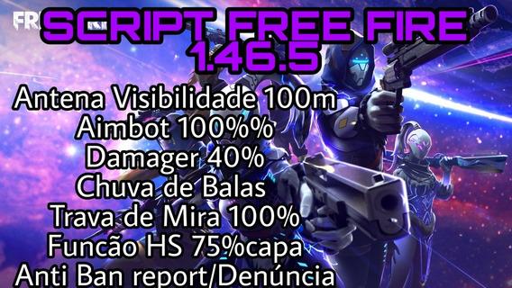 Hack De Free Fire Antiban 1.46.5// Emulador/mobile«mod Menu»