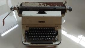 Maquina De Escrever Antiga - Facit