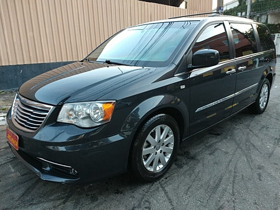 Chrysler Town & Country Trg 3.6 V6 Blindado Aut.2012