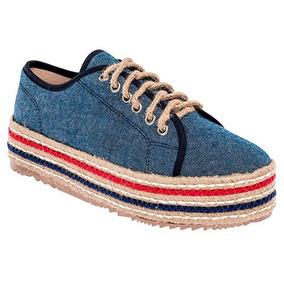 Zapato Casual Dama Shoe Colatt 2924 Azul 22-26 84751 T3