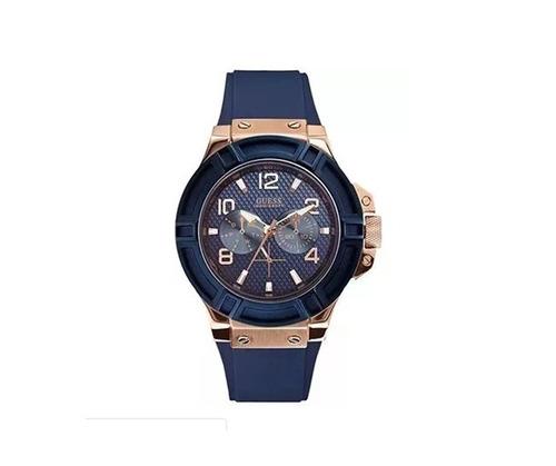 Reloj Guess Hombre Modelo W0248g3 Colección Limitada