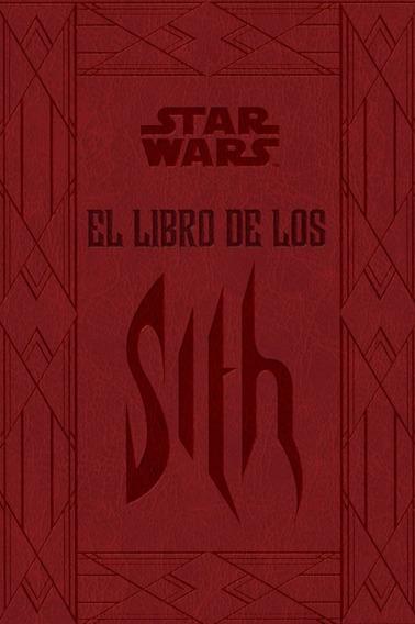 Libro El Libro De Los Sith Por Star Wars, Español Pasta Dura
