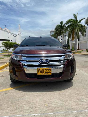 Ford Edge 2012 3.5 Se Fl