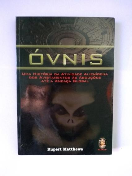 Livro Óvnis Ufologia