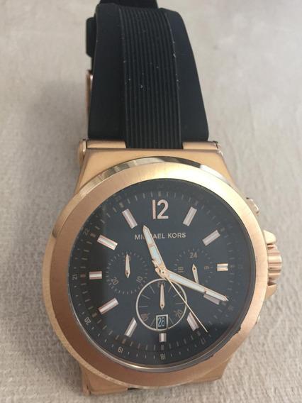 Relógio Michael Kors Mk8184 Preto 100% Original Frete Barato
