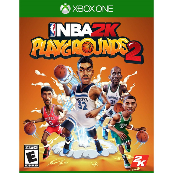 Nba 2k Playgrounds 2 - Xbox One Mídia Física Lacrado