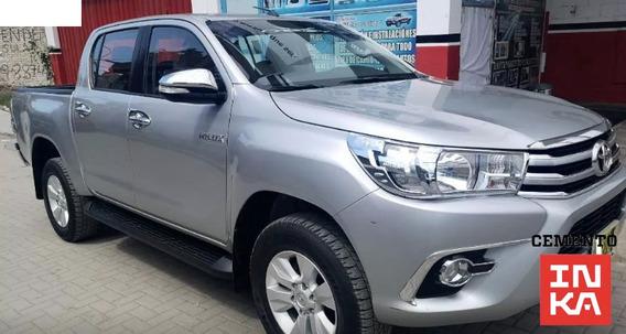 Toyota Hilux Srv 4×4 Año 2017 Precio $ 19,200.00
