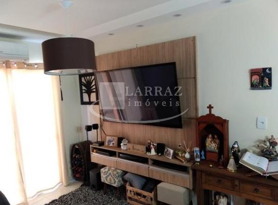 Lindo Apartamento Para Venda No Recreio Anhanguera, Ao Lado Do Hotel Jp, 2 Dormitorios Sendo 1 Suite, Ampla Sacada E 83 M2 De Area Privativa - Ap00914 - 32810541