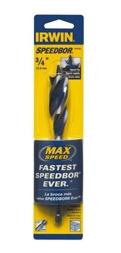 Irwin 3041004 Speedbor Max 34inch Por 6 Pulgadas De Alimenta