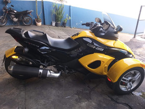 Bombardier Can-am Spyder Rs 2010