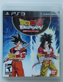 Dragon Ball Z Budokai Hd Collection - Ps3