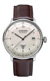 Reloj Automatico Junkers Bauhaus Para Hombre 25j Analogico F