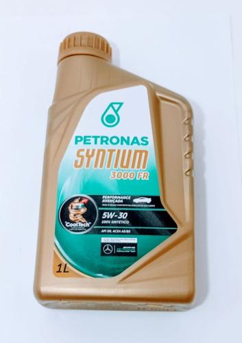 Imagem 1 de 4 de Petronas Syntium 3000xs Sintetico 5w30 Api Sn Acea A5/b5