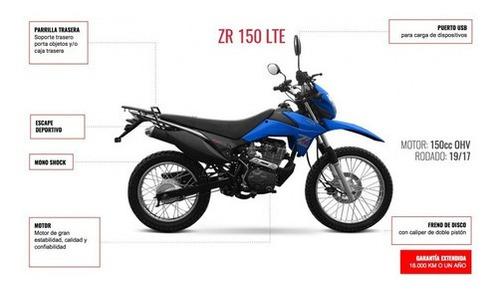 Zanella Zr 150 Lte Caseros